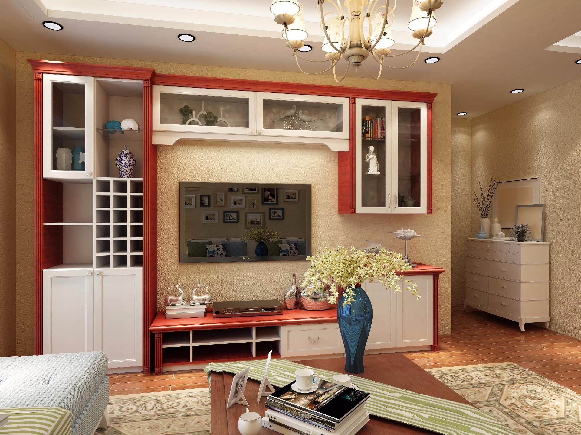 电视柜—红樱桃
