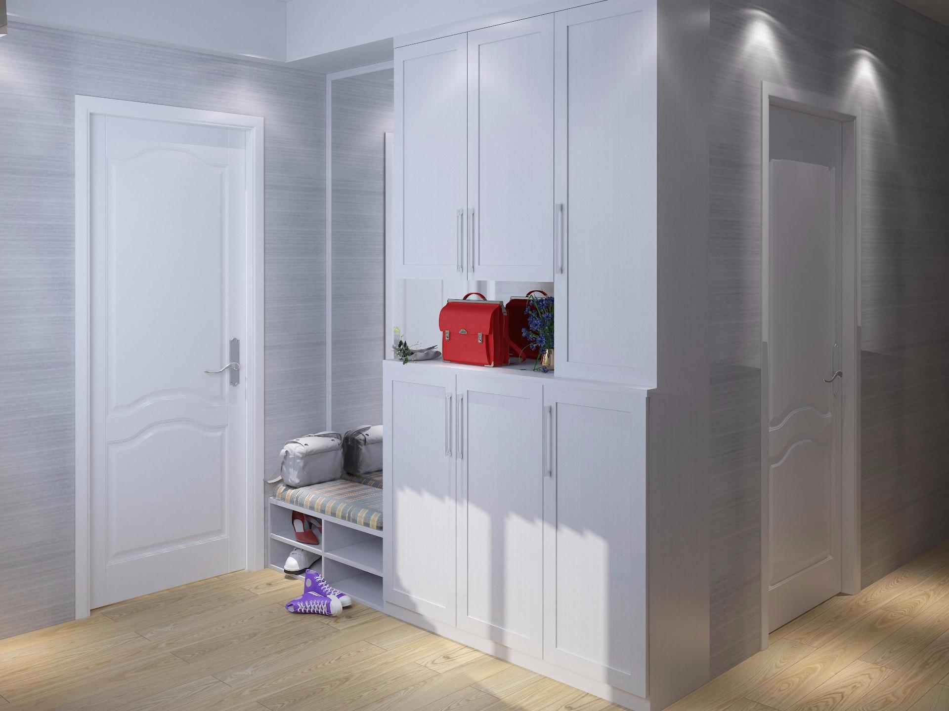 玄关柜—银杏