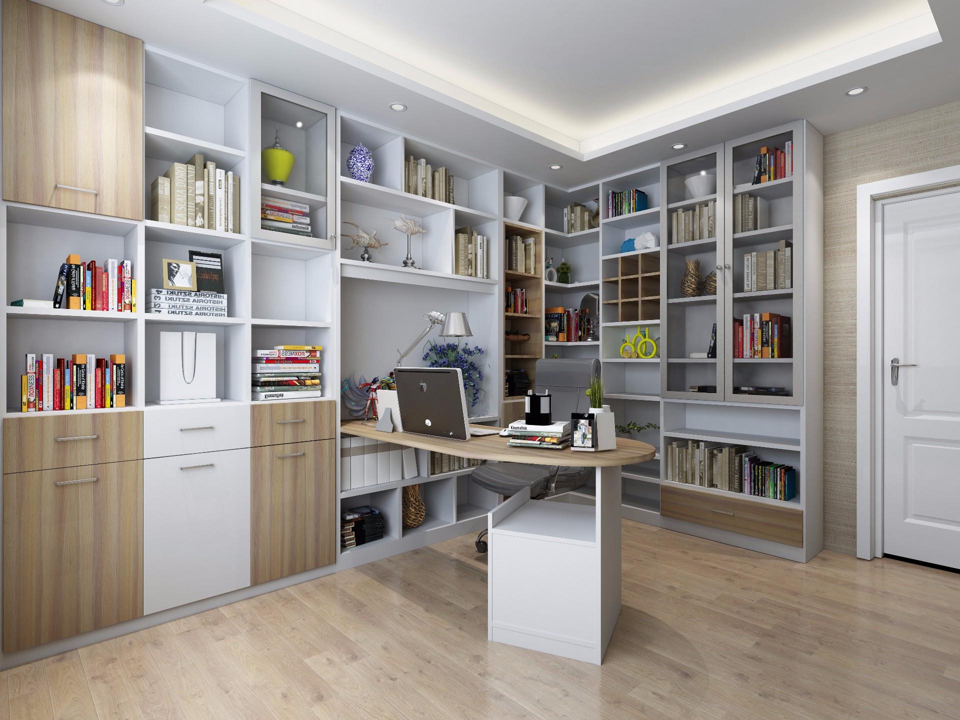 书柜—白蜡木