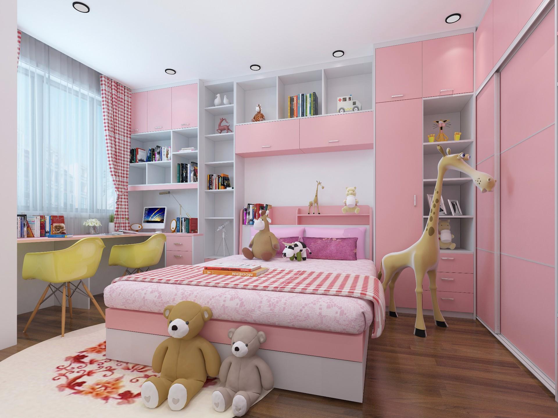 飘窗—粉色