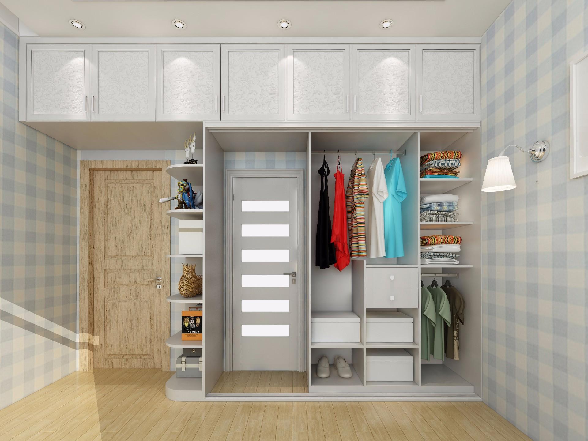 衣柜—暖白